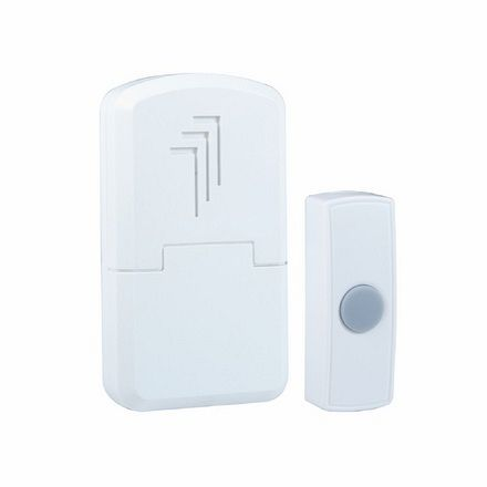 Battery Cordless Door Chime 30m DB301 - Image