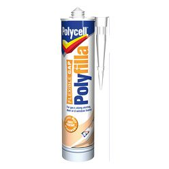 Polycell Flexible Gap Fill Filler 290ml - Image