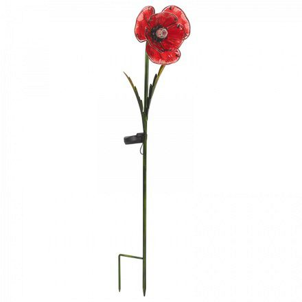 Poppy Solar Flower - Image