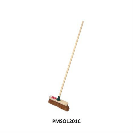 Rodo ProDec Soft Broom Assembled 12 Inch - Image